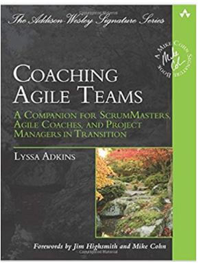 Coaching Agile Teams