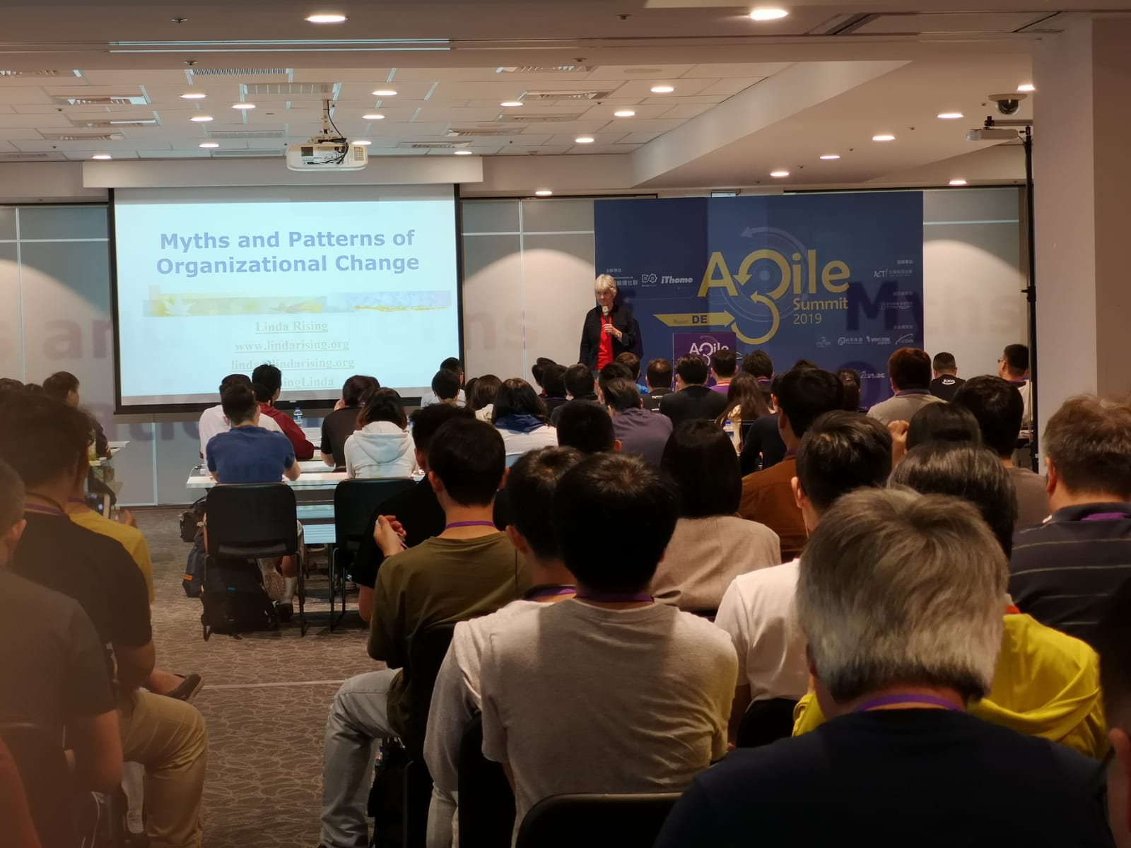 We've Been Busy at Agile Summit 2019 in Taipei, Taiwan!
