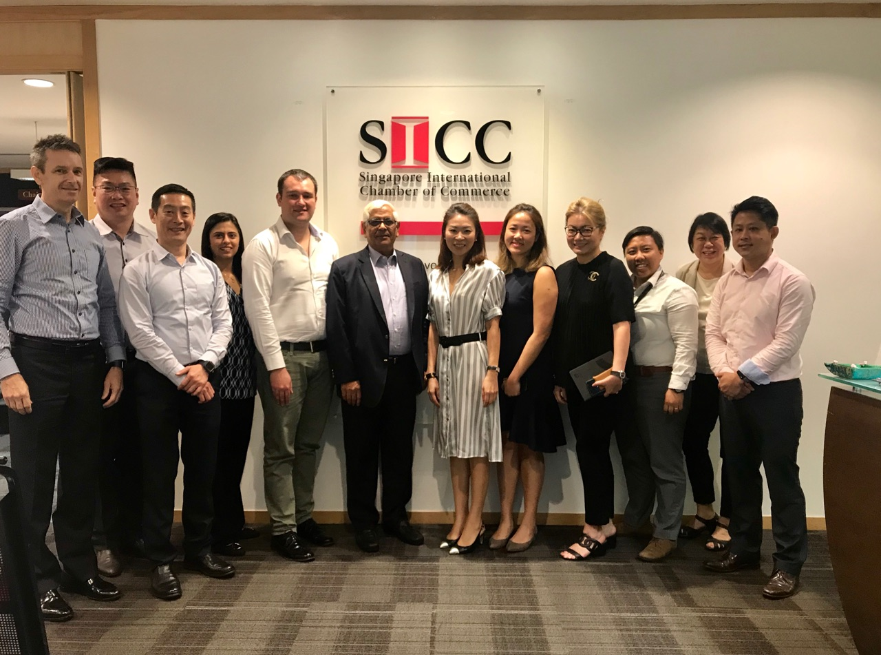 Singapore International Chamber of Commerce Learns About: What Happens to HR on an Agile Journey